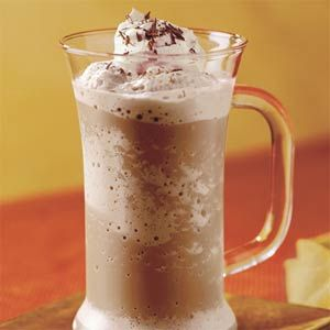 Indulge in this frozen drink a few hours before bedtime—it gets its flavor from strong brewed coffee. Make a big batch of this homemade coffee treat and we guarantee that this will replace your drive-through drip addiction.