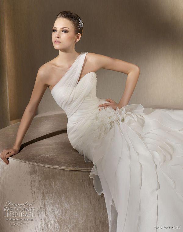 San Patrick Wedding Dresses 2012 Advance Bridal Collection | Wedding Inspirasi