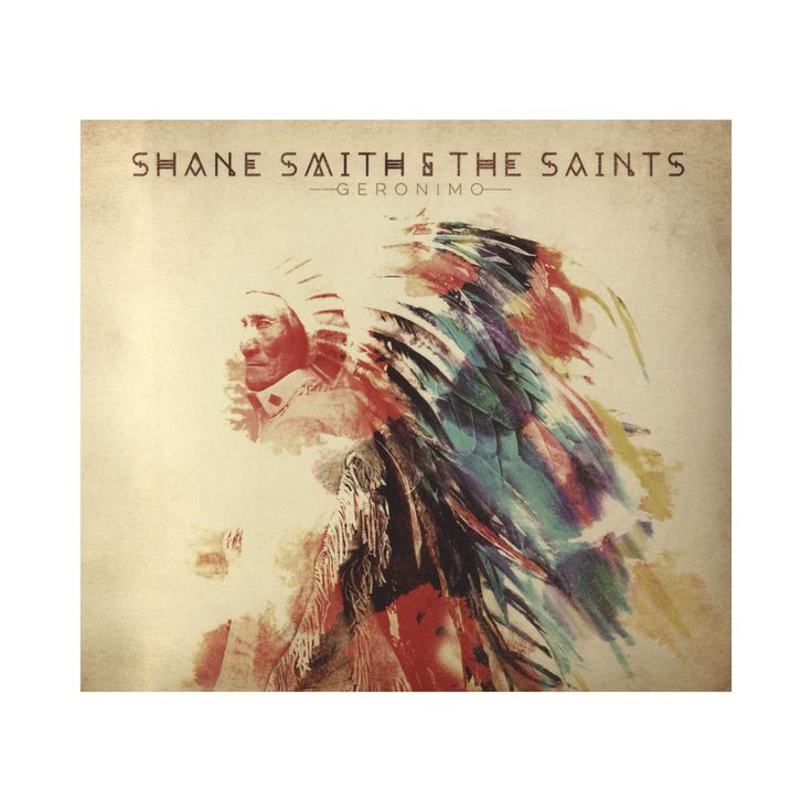 Shane smith - Geronimo (CD)