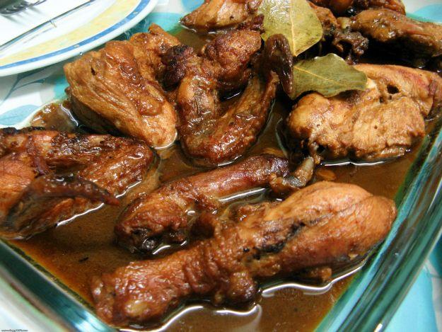 My Favorite Filipino Dish Chicken Adobo Recipe