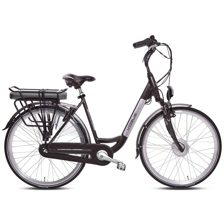 Vogue Elektrische fiets Infinity dames mat grijs 51cm 378 Watt Bruin  Description: De Vogue Infinity E-bike is een luxe elektrische fiets die van alle gemakken is voorzien. De accu is slank betrouwbaar en krachtig want met zijn 36 volt en 105 ampère fiets je in de eco-stand 60 tot 80 kilometer. Halfords Bike Lease geeft je de mogelijkheid een elektrische fiets te leasen in plaats van te kopen! Hierdoor heb je de zekerheid dat je nooit voor vervelende verrassingen of dure reparaties komt te…