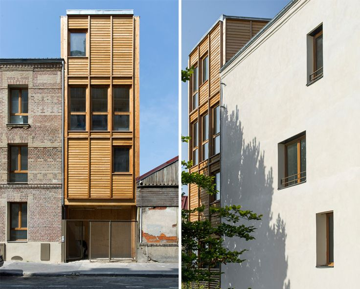 atelier d'architecture ramdam, renovation and extension