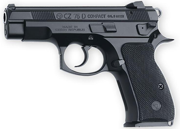 CZ 75D PCR Compact 9mm, 14+1-Round Capacity - Hyatt Gun Store