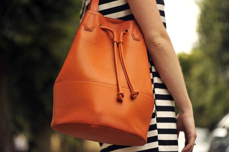 orange-leather-bag-ecid #orangebag #leatherbag #eicd