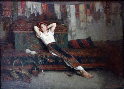Nicolae Grigorescu - (Romanian painter)