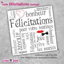 rsultat de recherche dimages pour scrapbooking carte felicitation mariage - Texte Felicitations Mariage
