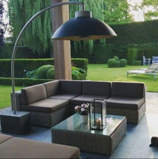 Dome | Heatsail Warmth and light in one: This charming lamp/heater Dome from Heatsail has it all!! Now in our showroom @terracedesigncentre #naarden #paardekooperhulst #thenetherlands #domelamp #outdoorlighting #terras #terrace #design #outdoor #outdoorheater #terrasverwarmer #terrasverwarming #buitenlamp #tuinmeubelen #buitenverlichting #lightingdesign #buitenmeubelen #gardendesign #garden #gardenparty #tuinontwerp #tuinidee #tuinidee2016 #lampenverwarmingineen #buitenhanglamp