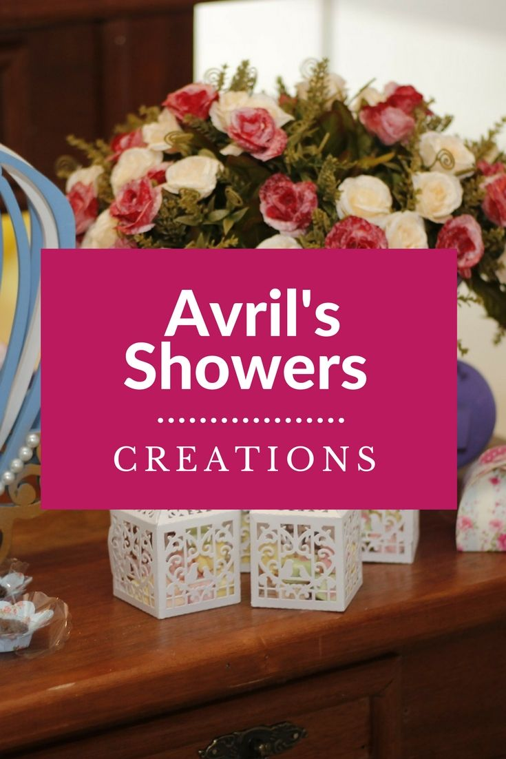 27 best Avril\'s Showers: Creations images on Pinterest