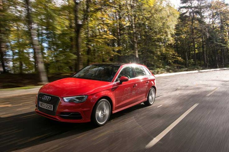 NEW CITY CAR FROM AUDI, A3 E TRON