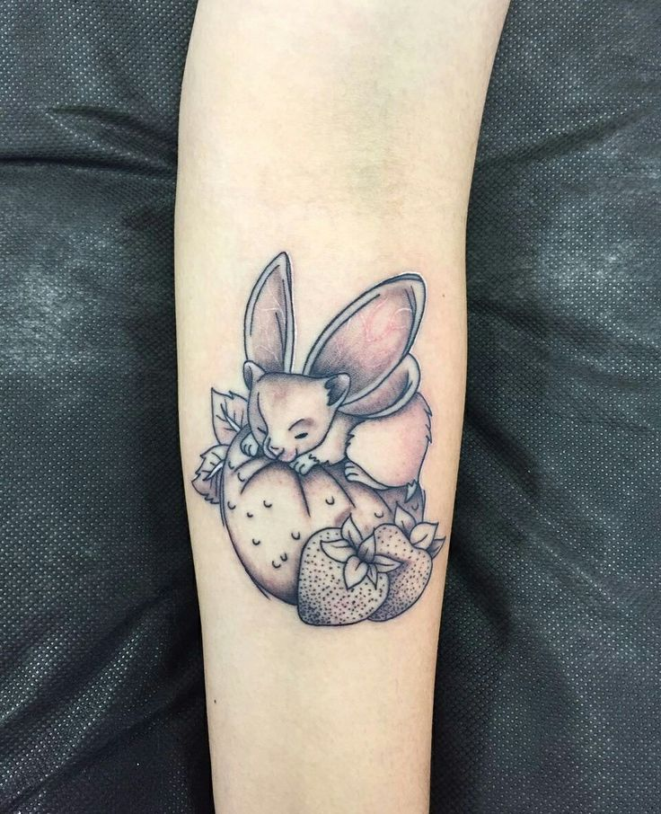 Tattoo Hamster