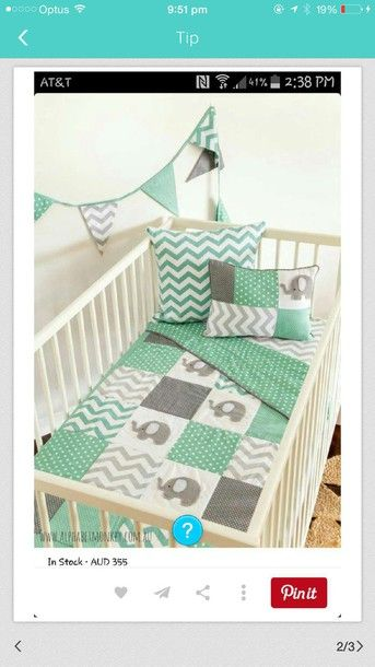 home accessory bedding baby room chevron kids room so love it... For a boy... Coral for a girl