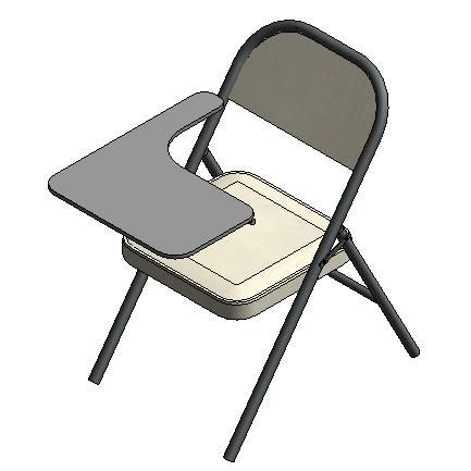 Chair University Revit Models Chair Folding Chair
