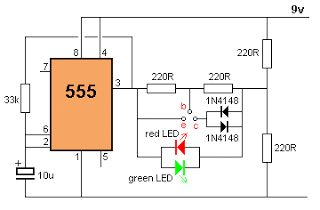 Transistor Tester Circuit Diagram