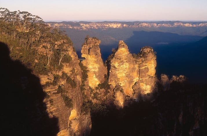 Blue Mountains in New South Wales