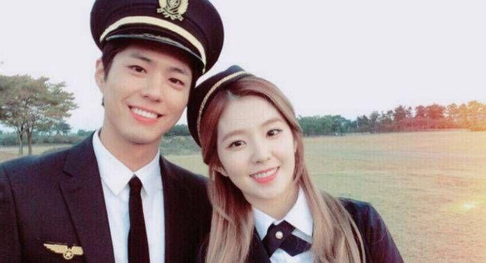 Netizens think Red Velvet's Irene and Park Bo Gum make a cute couple?   allkpop.com