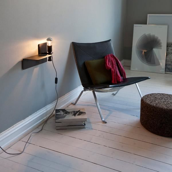 Northern Lighting Sunday Væglampe Hvid - Køb her!