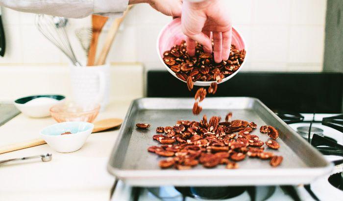 recipe: pumpkin pie pecans #ziploc #holidaycollection