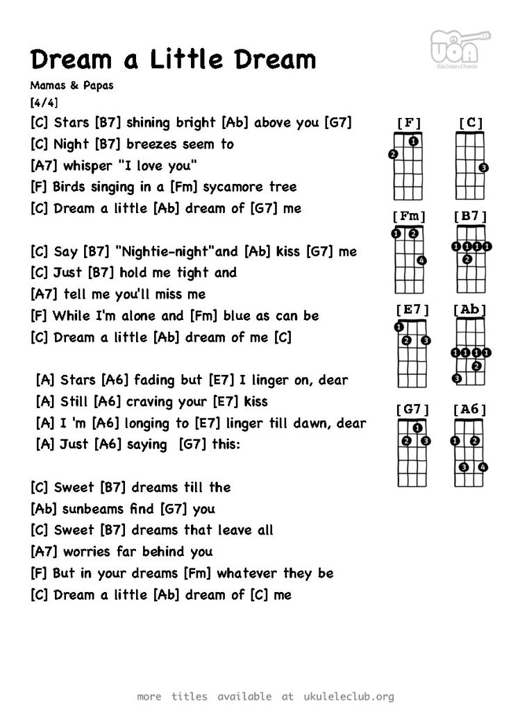 Linger Guitar Chords Image collections - guitar chord chart with ...