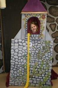 Tangled Photo Booth