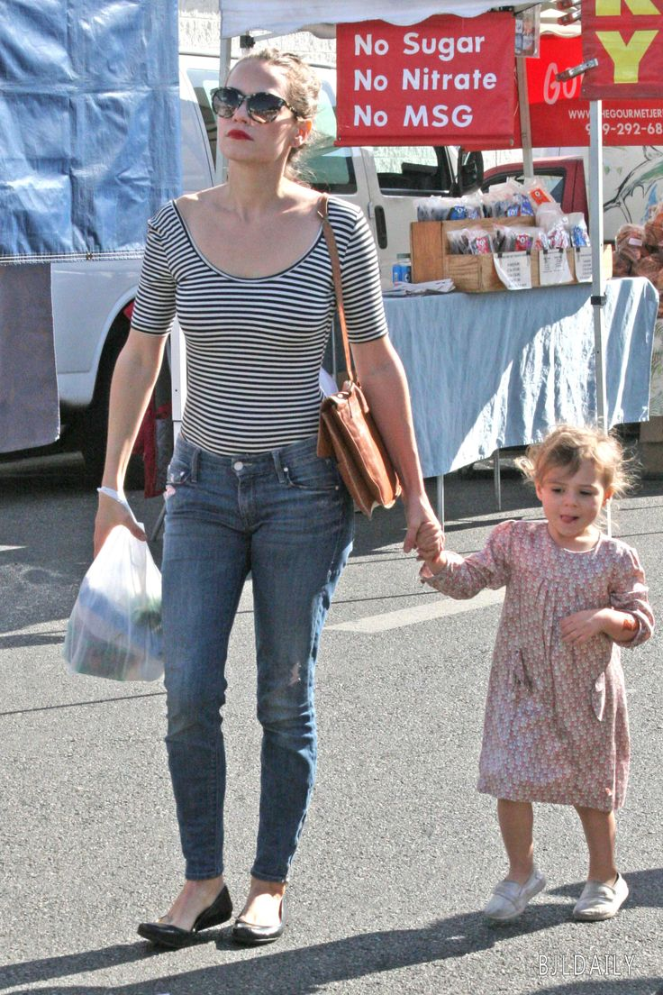 Bethany Joy Lenz and daughter Maria Rose Galeotti