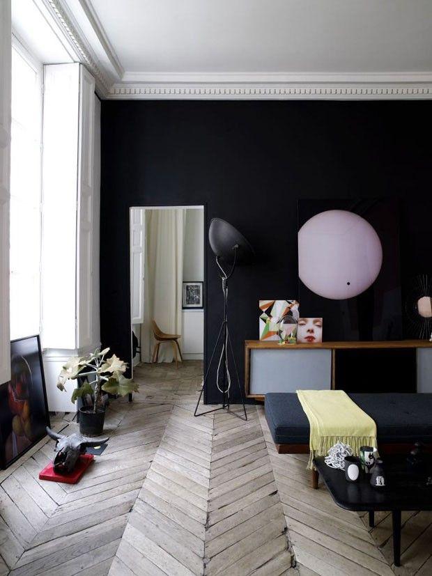 Jean Christophe Aumas's Paris apartament