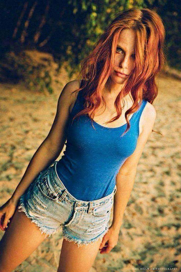 Redhead Hot