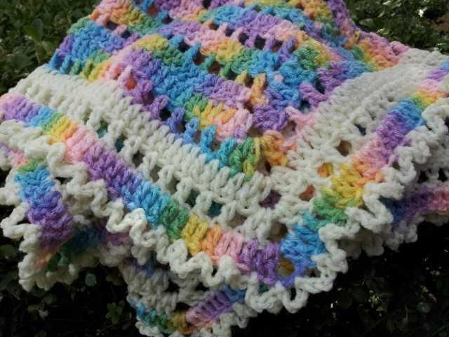 Free Crochet Patterns For Baby Pram Blankets : 151 best images about Crochet - Preemie on Pinterest ...