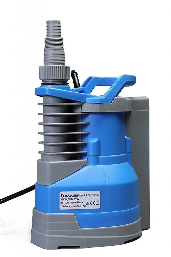 6 Schraiberpump Clean Water Sump Pump Submersible Pump Sump Pump Shallow Well Jet Pump