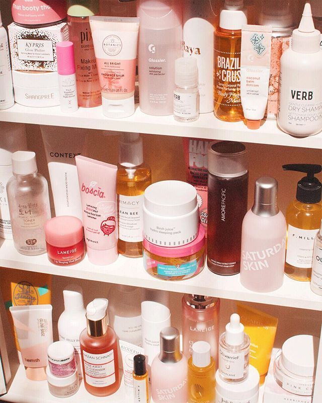 Skin Care Essentials || Skincare, skin, shelfie, self care, selfie, skin care routine, clear skin routine, moisturize