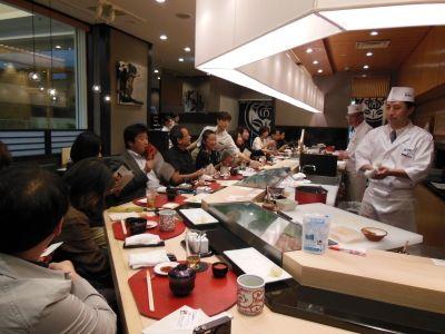 「おたる政寿司」新宿高島屋店/1周年記念メディアレセプション | 飲食店経営コンサルティングの達人