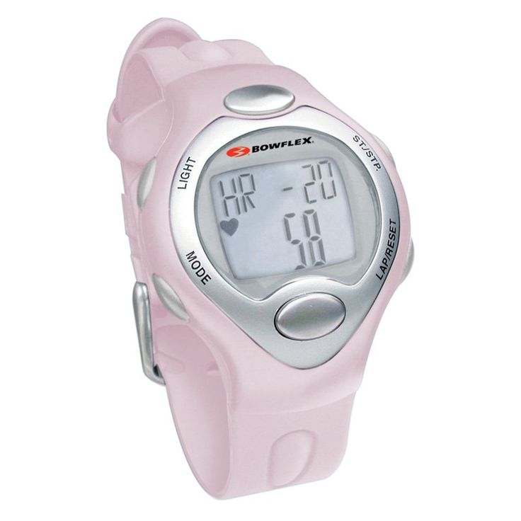 Have to have it. Bowflex Classic 10S Pink Heart Rate Monitor with Calorie Counter $59.99