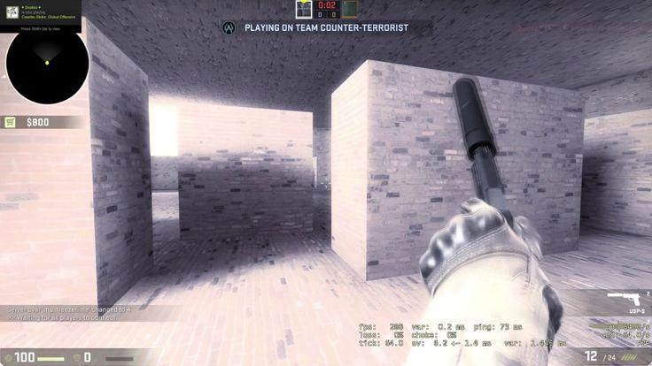 CS:GO Local/Bot game glitch #games #globaloffensive #CSGO #counterstrike #hltv #CS #steam #Valve #djswat #CS16