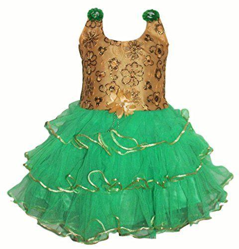 Girls / Kids net party dress with gold threadwork, flower... https://www.amazon.co.uk/dp/B01M019XJQ/ref=cm_sw_r_pi_dp_x_U988xbYJGHBH0