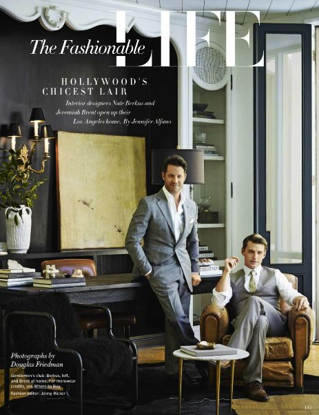 The Hollywood Hills Home Of Nate Berkus And Jeremiah Brent