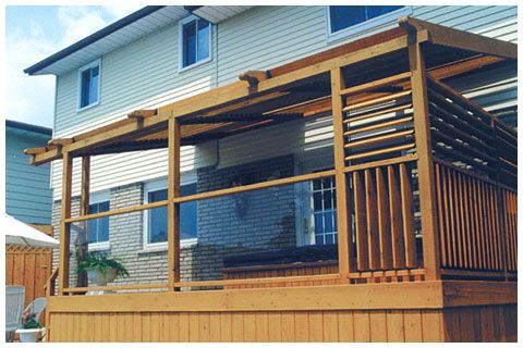 1000 Images About Creative Backyard Fence Ideas On