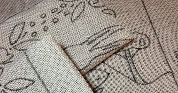 This is my very low tech approach of how I copy my designs and motifs to linen. These days there are many talented designers with all sorts...