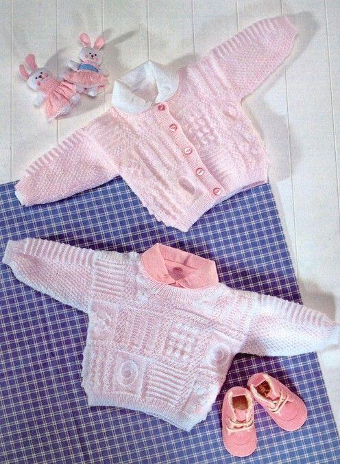 Mejores 65 imágenes de baby en Pinterest   Patrones de punto, Tejer ...