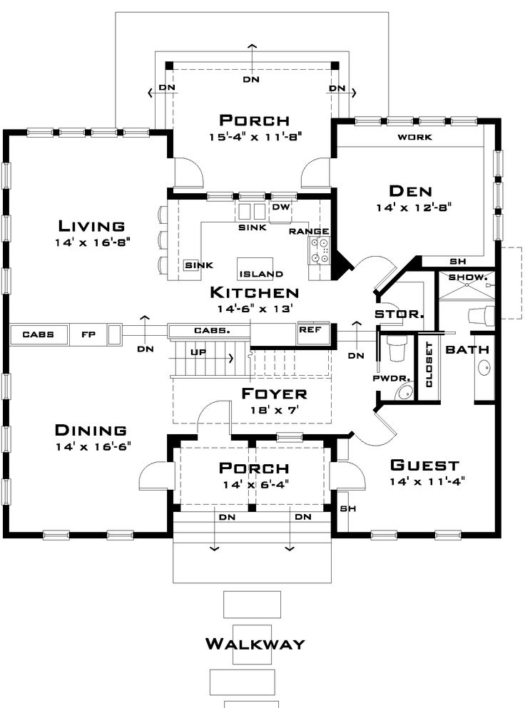 69 best floorplan images on pinterest | floor plans, arquitetura and