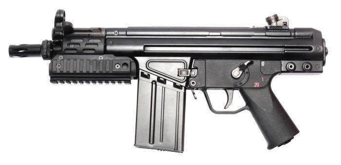 G&G G3 SAS Standard Airsoft Gun - Hero Outdoors