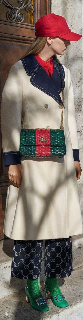 Pre-Fall 2018 Gucci ♛BOUTIQUE CHIC♛