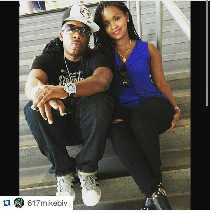 Michael Bivins and his wife | LOVE is a beautiful thing ...