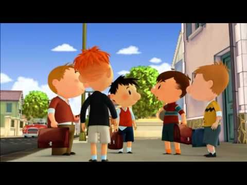 """Le petit Nicolas """" Djodjo"""" 12:25 La famille de Nicolas héberge un nouvel élève dans la classe provenant d'Angleterre. Permet d'aborder les différences de culture, l'ouverture, la tolérance..."""