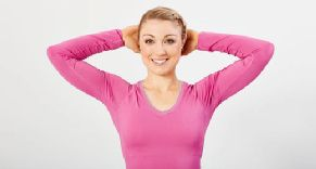 Beweglich bleiben: Hals und Nacken Übungen