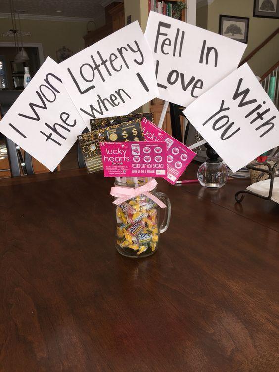 Sweet Gift For Boyfriend Or Girlfriend Anniversaries