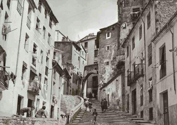 #Alcoy. Antiguo Portal de Riquer