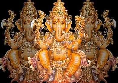 "Significance of Lord Ganesh name.  Lord Ganesh is also known as Ganapati, the God of knowledge, farsightedness and deliverance. The Secret behind the name of Lord Ganesh (Ganapati) is Ga means ""knowledge"", Na means ""salvation"", and Pati means ""lord"". 'Lord of the Ganas' is also referring to Ganapati, it is means Lord Shiva is host of attendants. Lord Ganesh prayer (Vakratunda Mahakaya Surya Koti Samaprabha Nirvighnam Kurumeydeva Sarva Karyeshu Sarvada) is having its own value and meaning…"