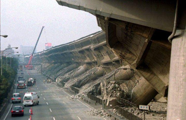 Tremblement de terre de Kobe, 1995