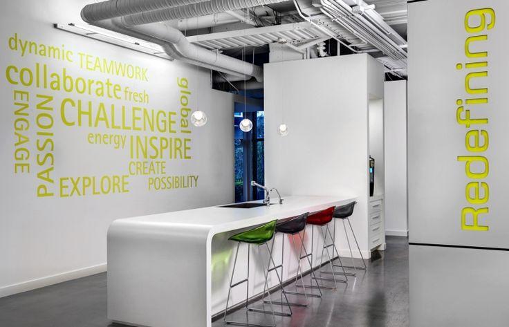 Cobalt Integral Group Office Design