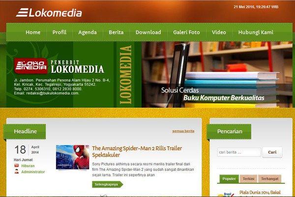 download cms lokomedia