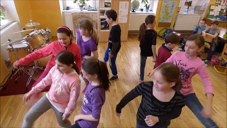 Hoky Koky - píseň s pohybem